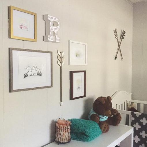Camping Wall art, Wall art, Nursery decor