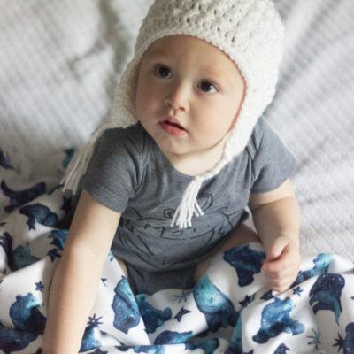 Toddler beanie, kids hats, pom pom beanie
